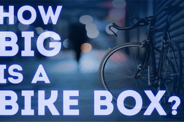 How big is a bike box?