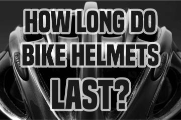 How long do bike helmets last?