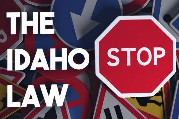 The Idaho Stop Law