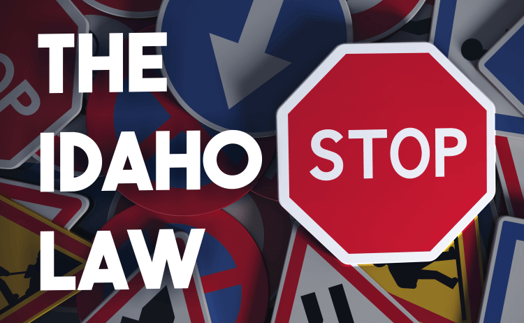 The Idaho Stop Law