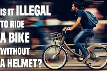 Is it Illegal to Ride a Bike Without a Helmet?