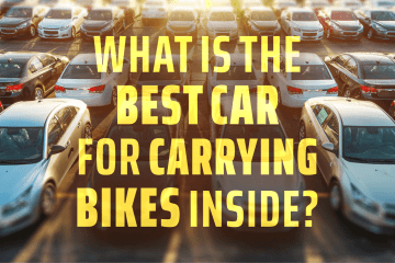 What is the Best Car for Carrying Bikes Inside?