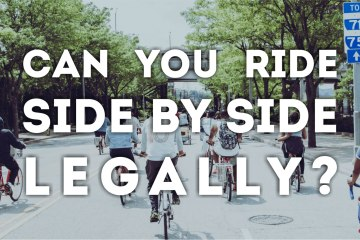 Can You Ride Side by Side Legally?