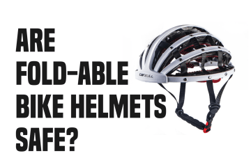 Are Foldable Bike Helmets Safe?