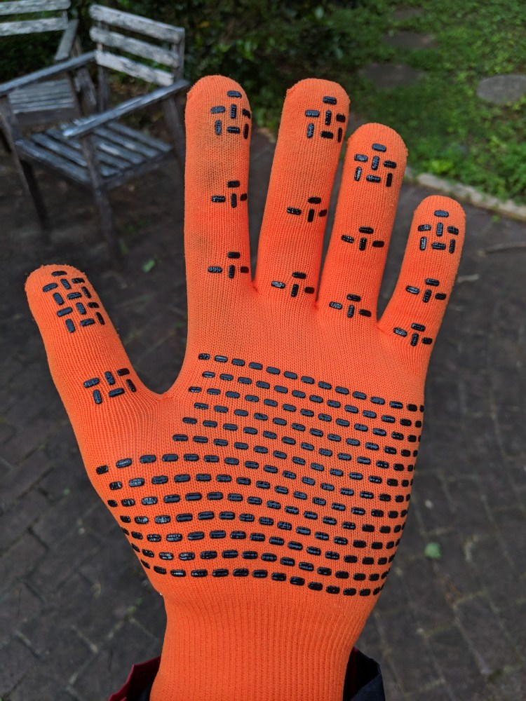Showers Pass Crosspoint Gloves Review Finger Cut