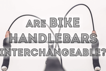 Are Bike Handlebars Interchangeable?