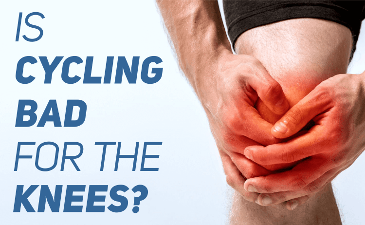 Is Cycling Bad for the Knees?