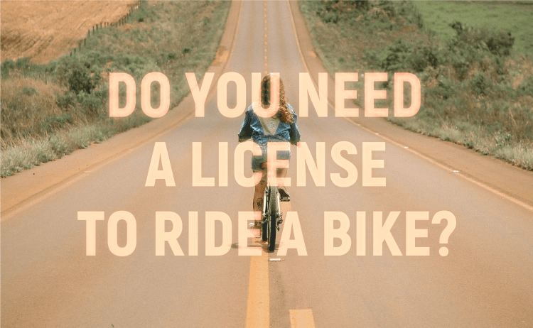 Do You Need a License to Ride a Bicycle?