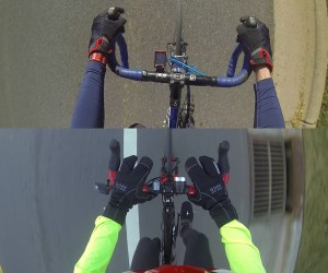 Bicycle Universe - Gloves for Cycling