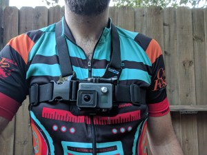 Chest Mounted Camera