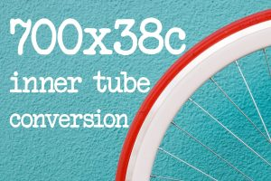 700x38c Inner Tube Conversion