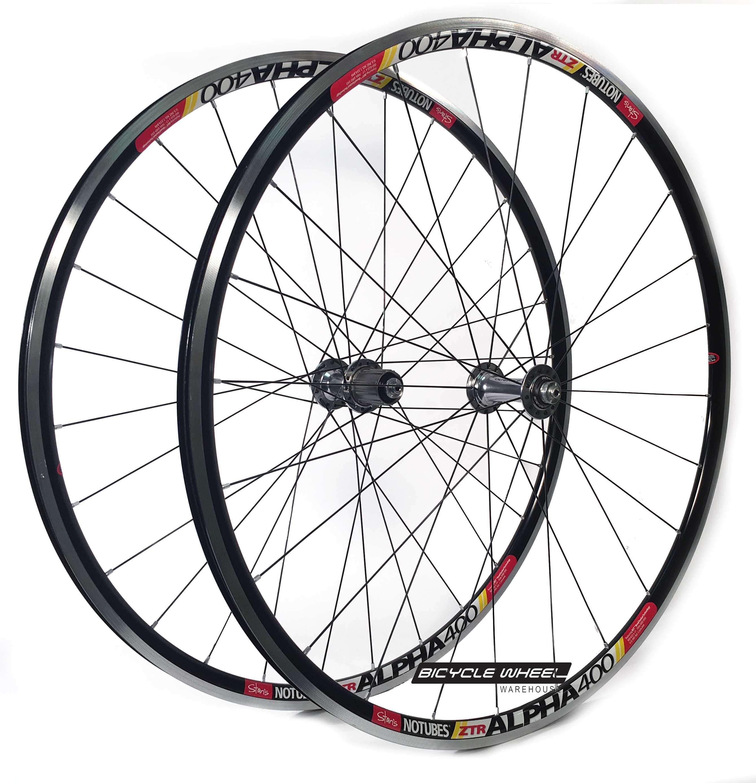 Stan S Alpha 400 Shimano Dura Ace Wheel Set