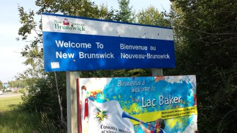 Welcome to New Brunswick!