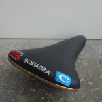 New in the box leather topped Selle San Marco Squadra HDP racing bike saddle