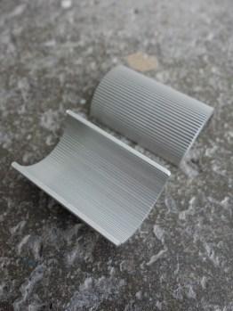 Zenith flat handlebar shim - 22.2 to 25.4