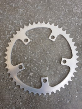 Campagnolo compatible 116 PCD outer or inner chainring