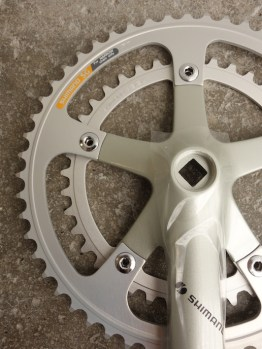 Shimano FC-1055 105 double chainset