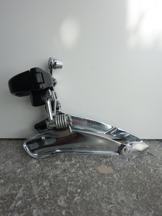 Campagnolo Olimpus front mech for MTB triple