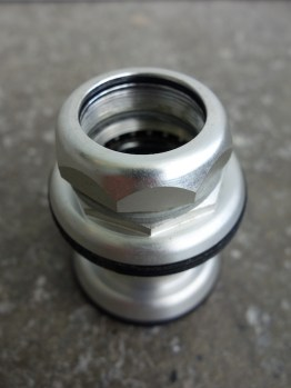 """Campagnolo 1 1/8"""" headset from Record OR grouppo"""