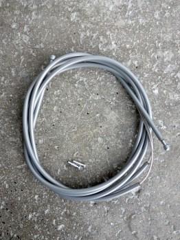 Shimano Ultegra SLR brake cable set in grey