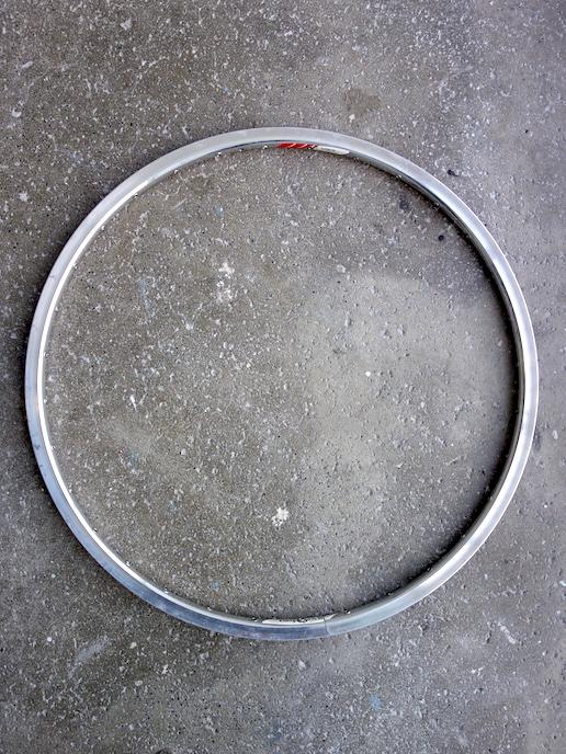 """Campagnolo Mirox silver MTB 26"""" rim"""