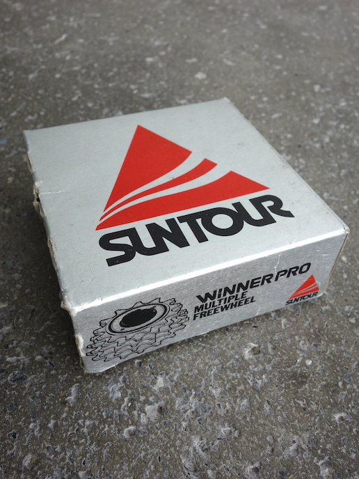 Suntour Winner Pro close ratio freewheel 6 speed