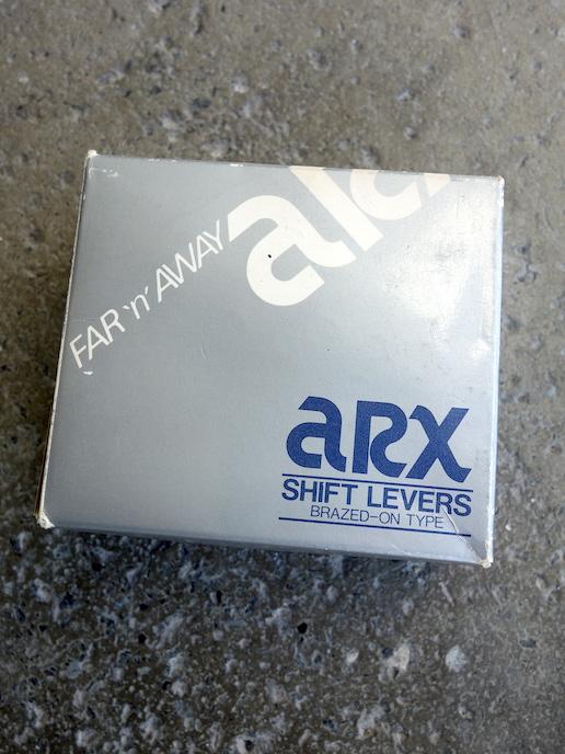 Suntour ARX brazed-on shifters