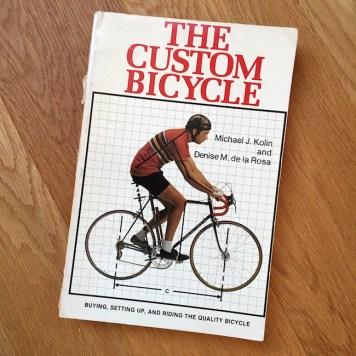 The custom bicycle book