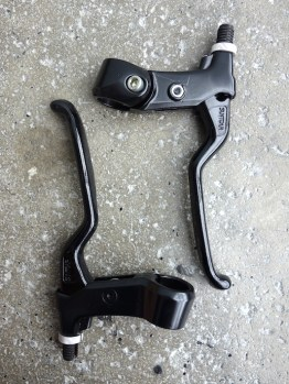 Suntour XCD 6000 brake levers