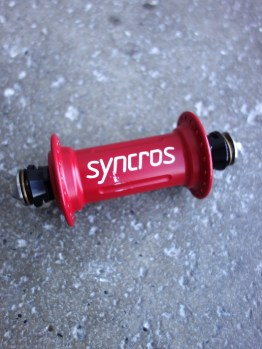Syncros Hardcore DH front hub