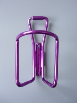 Dirt Research Alloy bottle cage – Purple