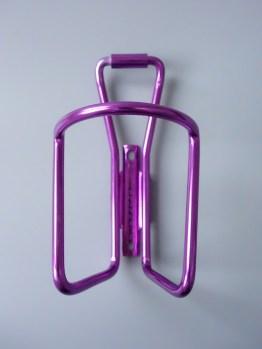 Dirt Research Alloy bottle cage – Purple