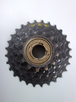 Suntour FW-AL10-K6 6 speed Accushift freewheel – 13-28