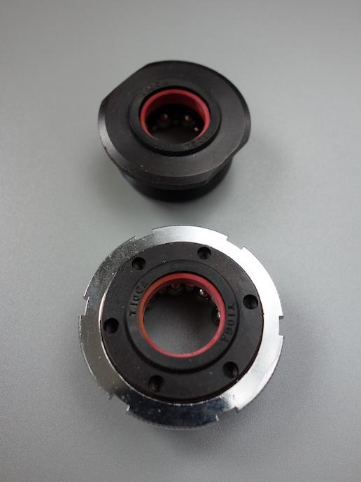 Tioga sealed bottom bracket – 73 x 122.5 mm