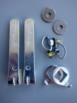 Campagnolo Victory downtube shifters – Braze-on