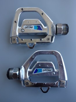 Shimano Deore Dyna-Drive touring pedals –PD-DE10