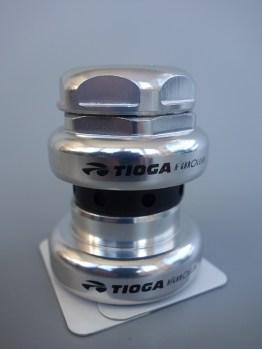 "Tioga HighRoller 1 1/8"" threaded headset – OS-H6-TRB"