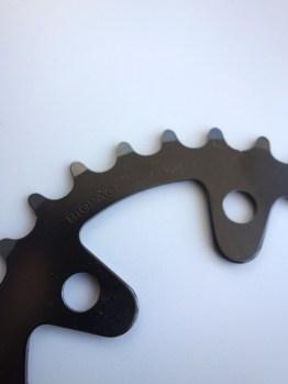 Shimano BioPace SG steel inner chainring