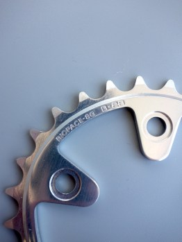 Shimano Deore XT BioPace SG inner chainring