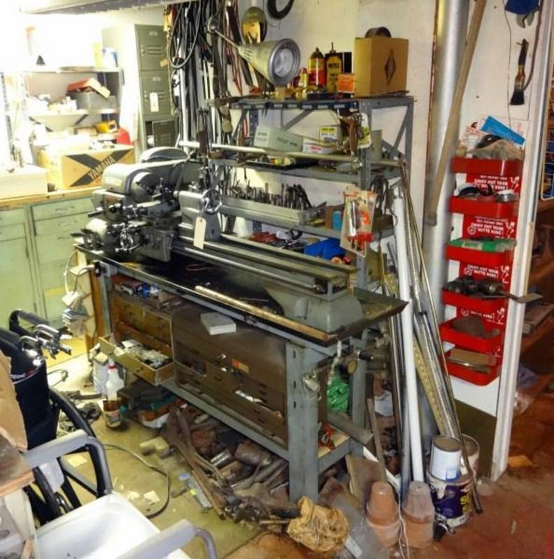Craftsman 101 Lathe