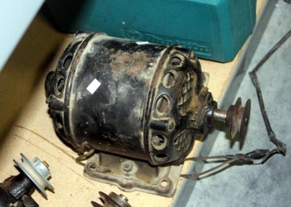 Century Electric Motor Catalog
