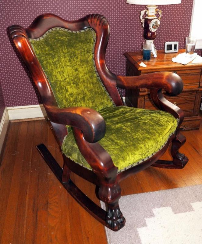 Lion Paw Antique Chair  Best 2000 Antique decor ideas