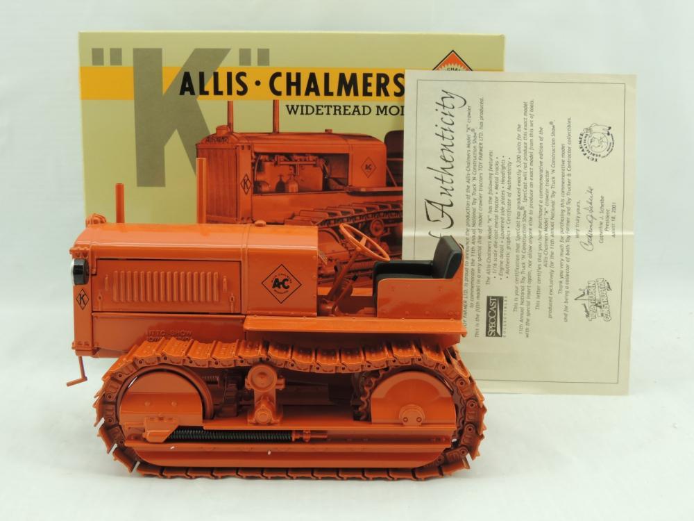 Allis Chalmers K Crawler