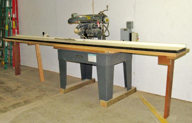 12 Radial Arm Saw For Sale