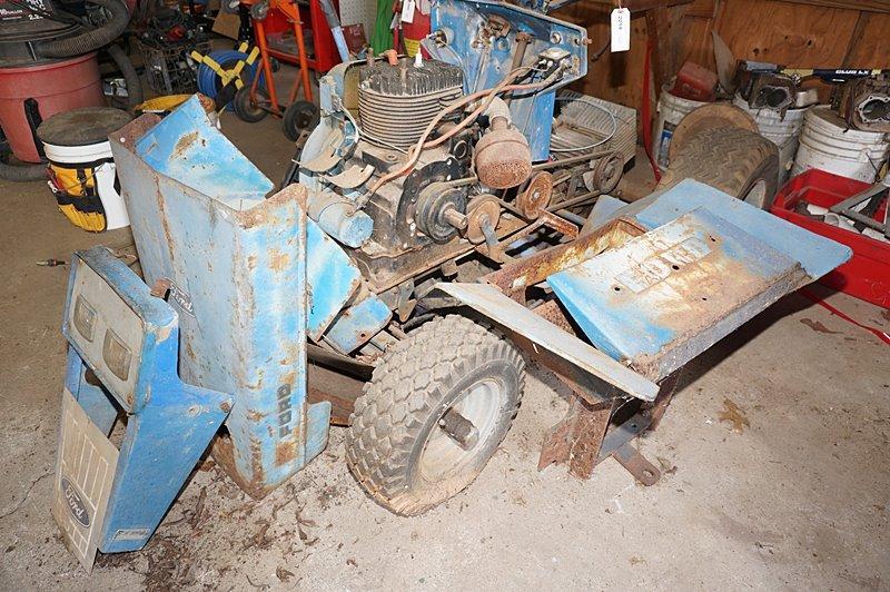 Ford 120 Garden Tractor Wiring