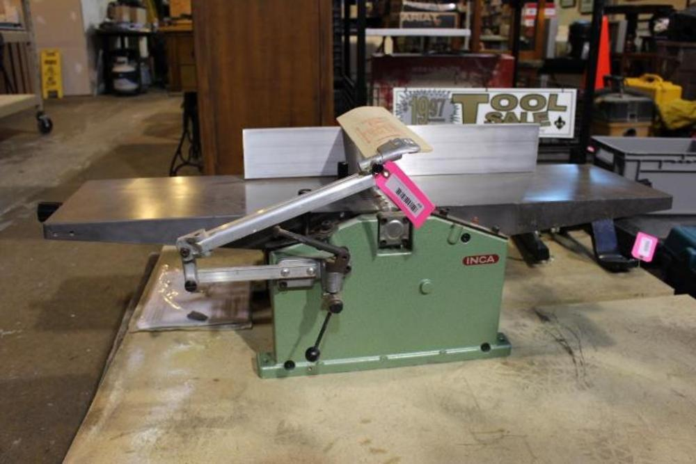 Inca Jointer For Sale