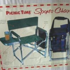 Picnic Time Sports Chair Covers Plymouth 2 Folding Chairs Lot 15 Of 296