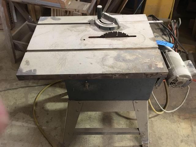 Table Saw Belt Upgrade