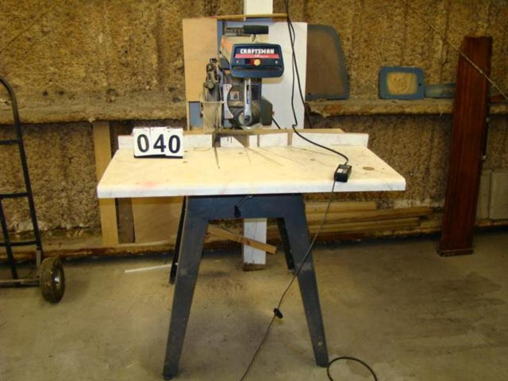 Craftsman 12 Table Saw For Sale | WoodWorking