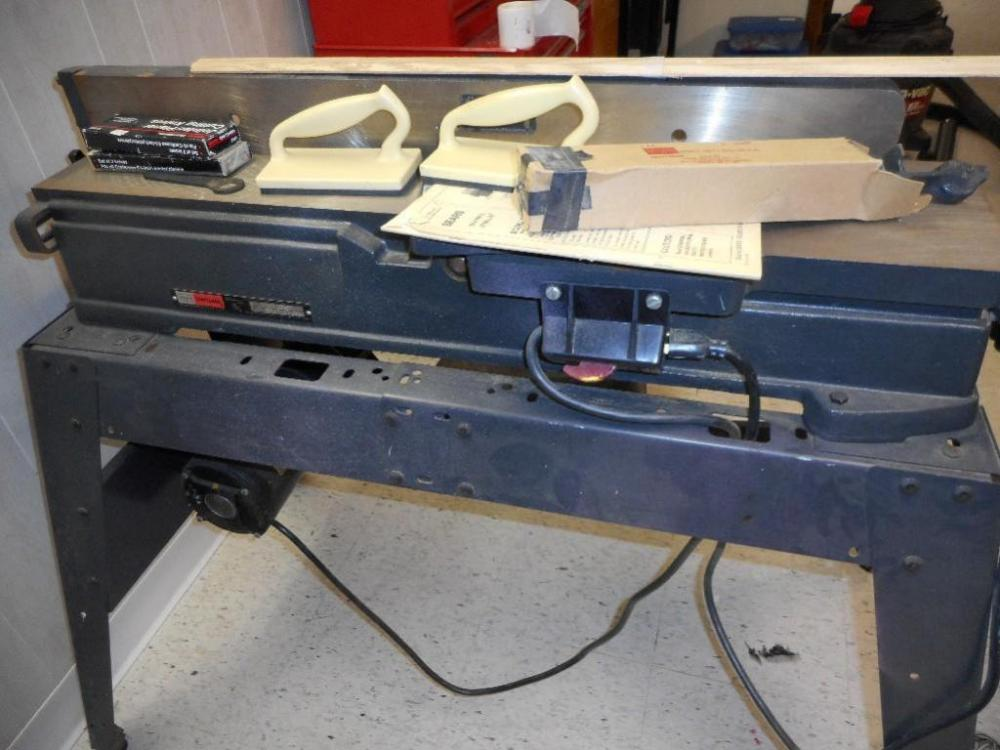 Craftsman 6 1 8 Jointer